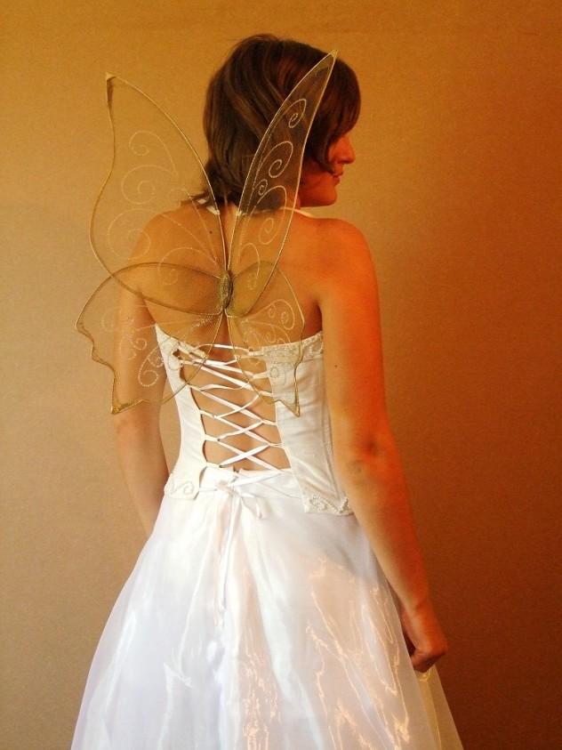 medium faerie wings for weddings
