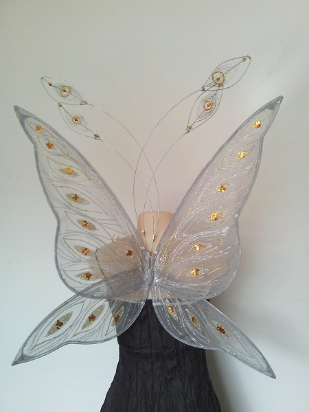 starlight faerie wings